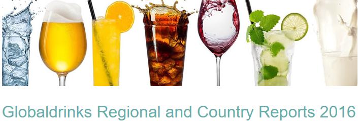 quota de mercado das bebidas