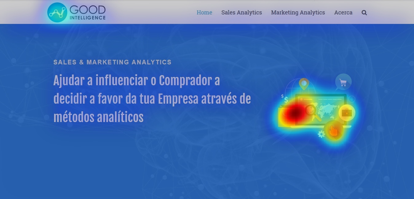 Homepage Analise Neuromarketing
