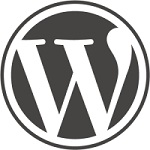 wordpress logo para o google tag manager