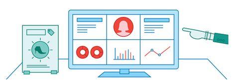 dashboard de marketing analytics